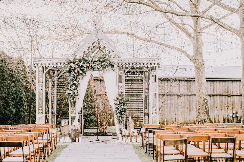 Terrain Wedding 2019