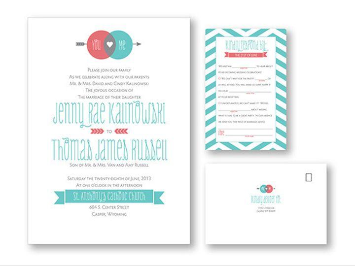Tmx 1394213880452 Ilfullxfull.550973052poi Marshalltown wedding invitation