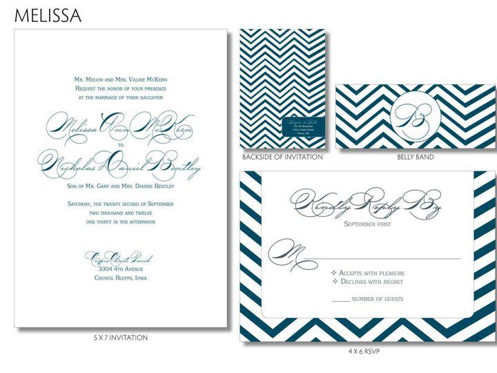Tmx 1394214176723 Ilfullxfull.53556379666a Marshalltown wedding invitation