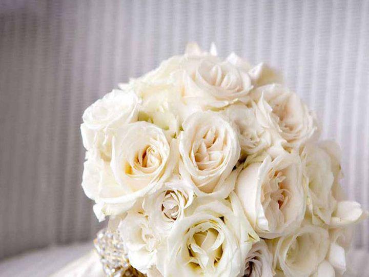 Tmx 1514989501374 Bridal Bokay White Newport Beach wedding florist