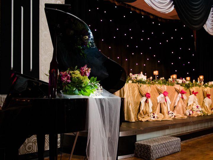 Tmx 1497289484806 Wedding   Piano And Head Table Gold Alexandria, VA wedding venue