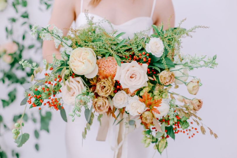 Sophisticated Floral Designs {Weddings + Events}