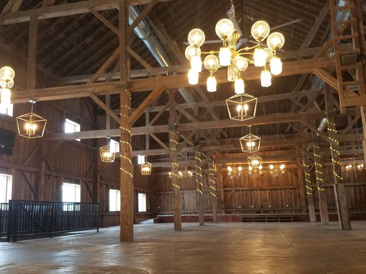 Tmx Barn Inside Empty 51 1002845 Burnett, WI wedding venue