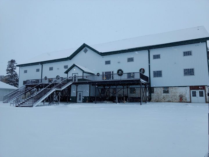 Tmx Barn Outside With Snow 51 1002845 Burnett, WI wedding venue