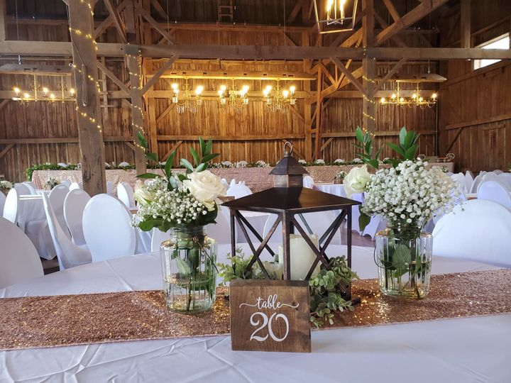 Tmx Barn Table Decor 51 1002845 157902399524419 Burnett, WI wedding venue