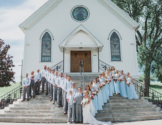 Tmx Chapel Wedding Party 51 1002845 157902654494518 Burnett, WI wedding venue