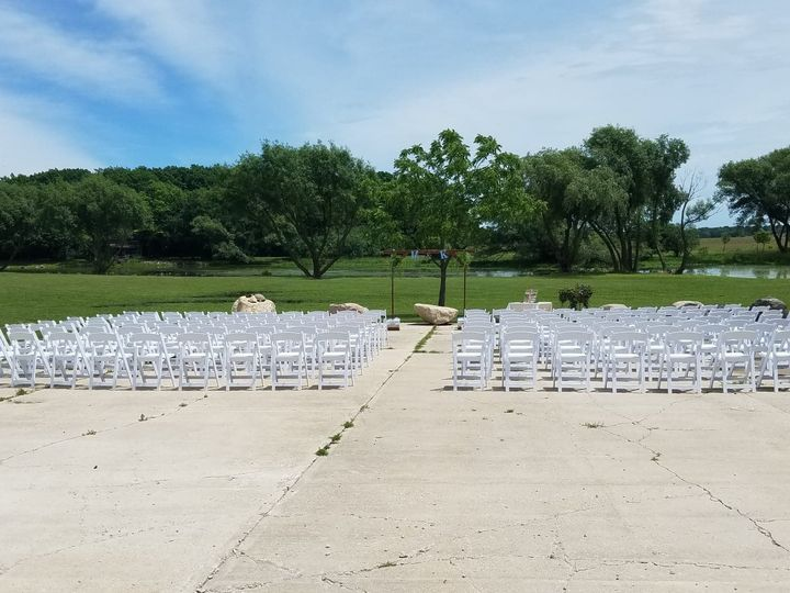 Tmx Wedding Patio Ceremony 51 1002845 157902403387686 Burnett, WI wedding venue