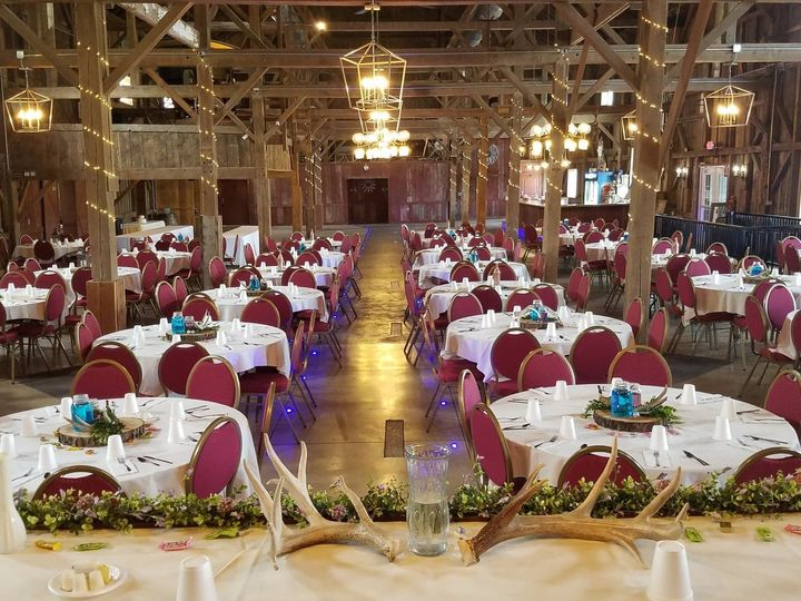 Tmx Wedding View From Head Table 51 1002845 1564164534 Burnett, WI wedding venue