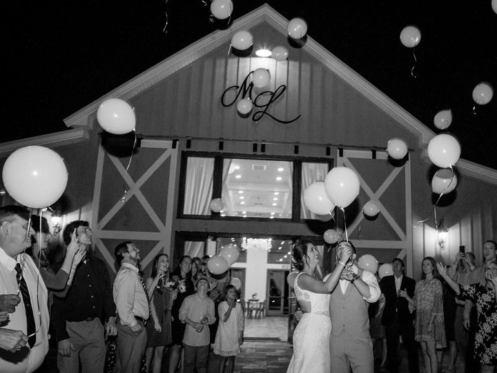 Tmx 1519653806 99eebe4b71a174d5 1519653805 2af701f751ef30d0 1519653777691 2 Barn With Balloon  Newnan, Georgia wedding venue