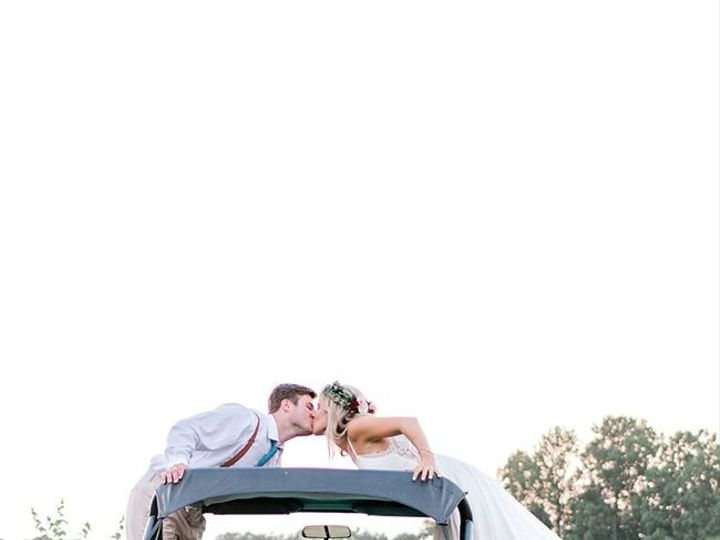 Tmx Brittany And Hunter Jeep 51 932845 1564876527 Newnan, Georgia wedding venue