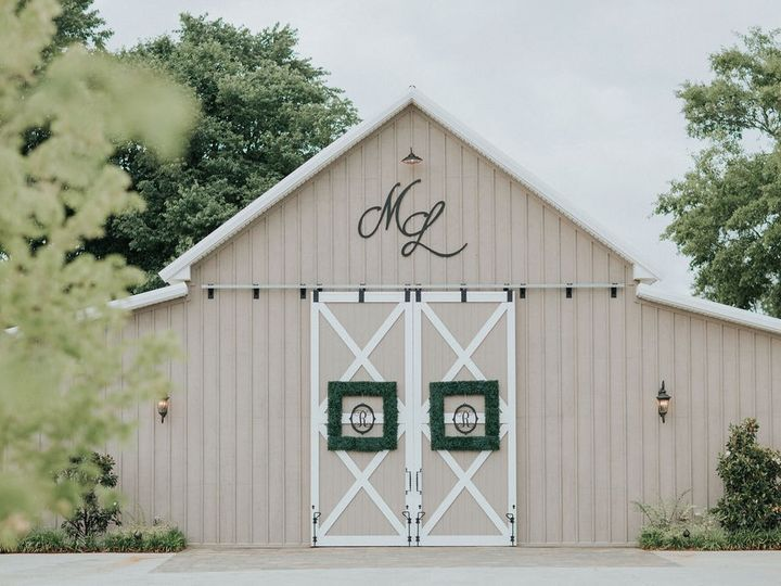 Tmx Front Of Barn 51 932845 1564876567 Newnan, Georgia wedding venue