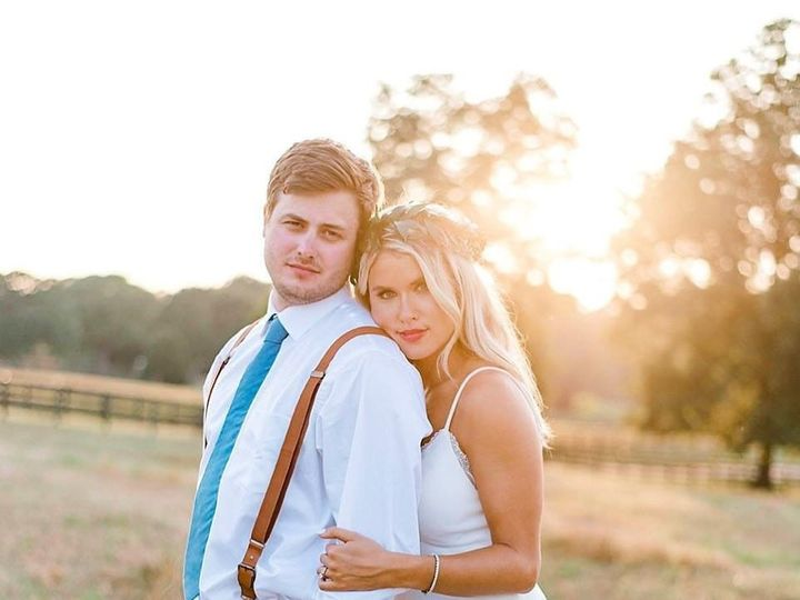Tmx Hunter And Brittany 51 932845 1564876478 Newnan, Georgia wedding venue