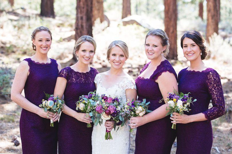 amy scott bridesmaids