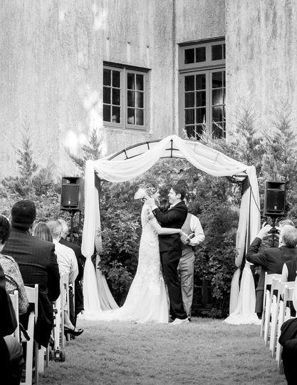 Candid ceremony