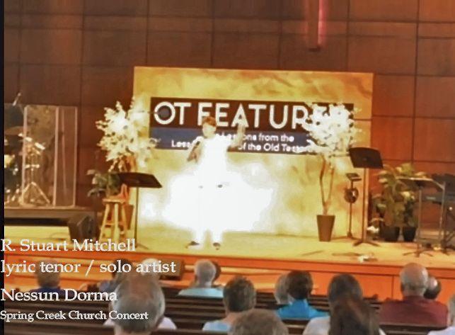Tmx 2017 Robert Stuart Mitchell Concert Artist Lyric Tenor Spring Creek Church Sacred Music Concert 3 51 1983845 160048863163076 Pewaukee, WI wedding ceremonymusic