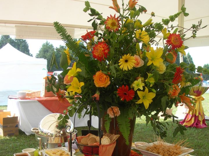 Tmx 1377553345279 Gffs Polo Tents 030 Richmond, VA wedding catering