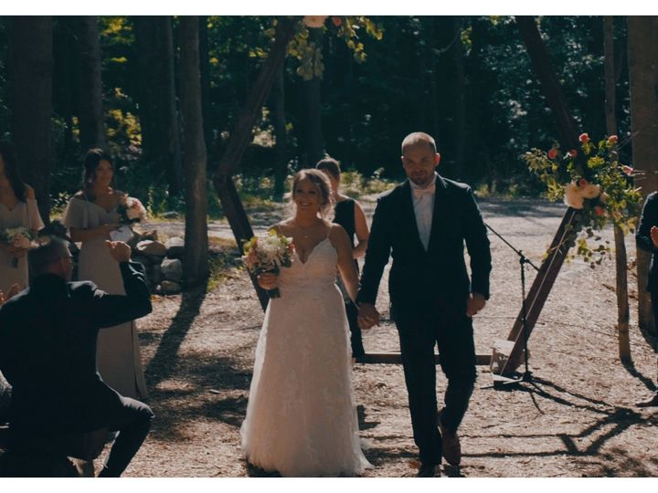 Tmx Just Married 51 1894845 1572666617 Baraboo, WI wedding videography