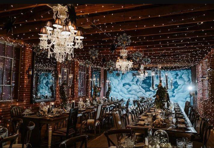 Sensational decor
