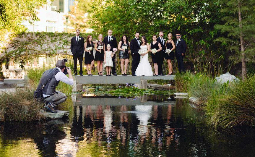 Photographer Jonathan Ivy at work