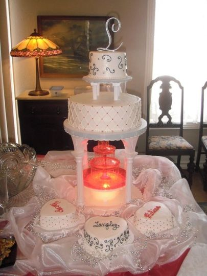 bridalcake