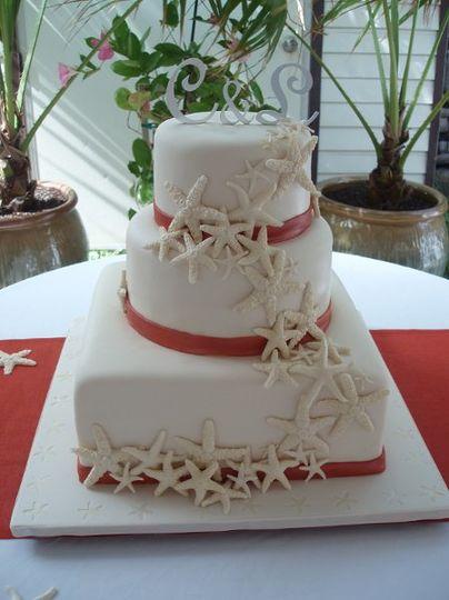 Starfish for a fabulous beach wedding
