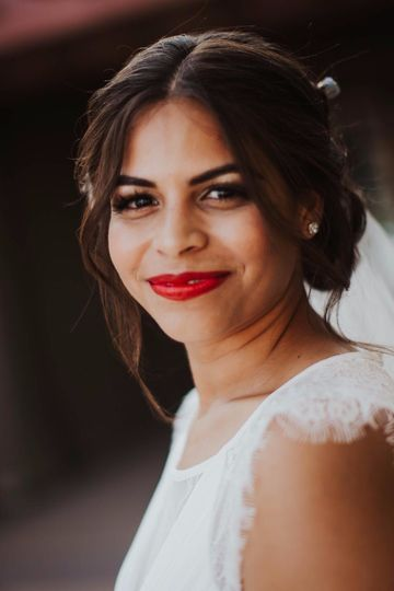 Beautiful Classic Bride