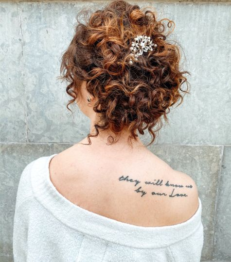 Curly and Romantic