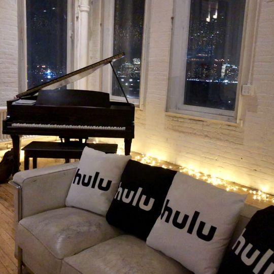 Hulu corporate party