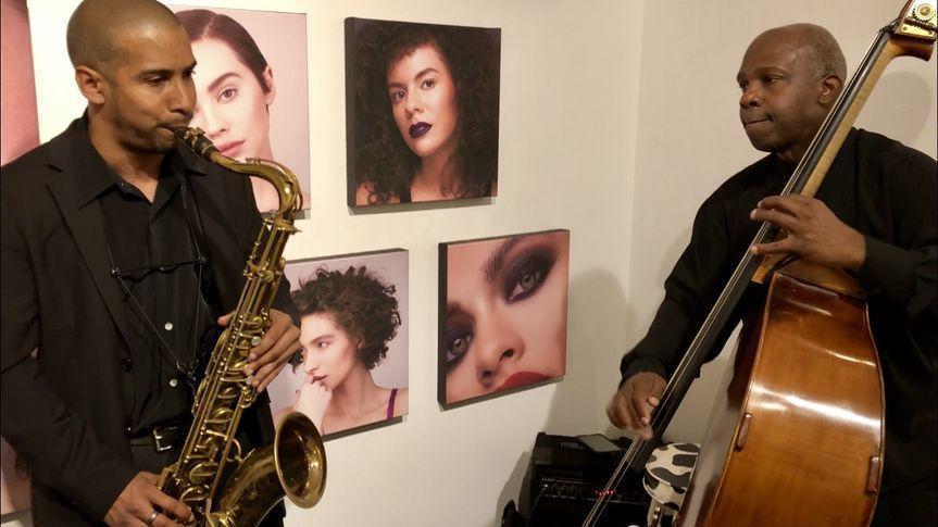 NYC Art Gallery performance