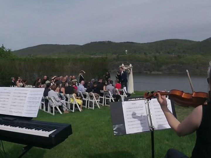 Tmx Pno Vln 51 937845 Cornwall On Hudson, NY wedding ceremonymusic