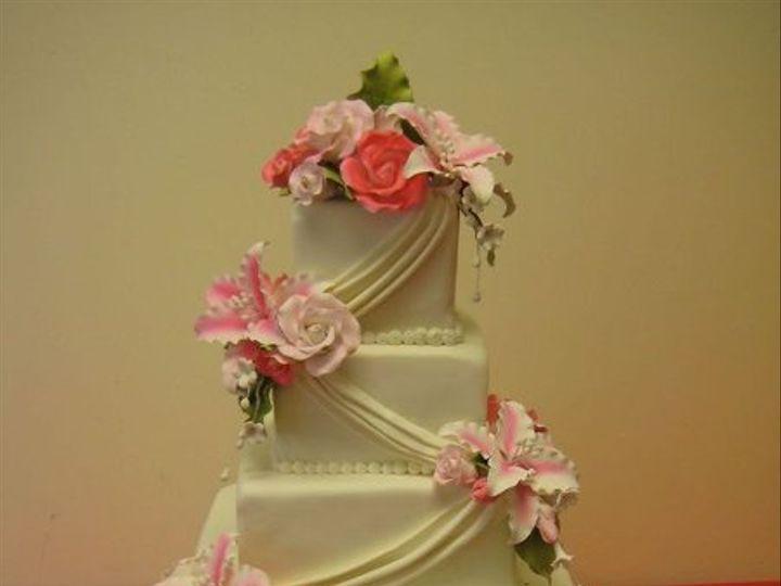 Tmx 1269207099551 Marissa Littleton, Colorado wedding cake