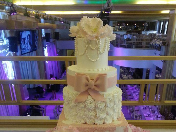 Tmx 1449566988019 Blush Vintage Cake Littleton, Colorado wedding cake