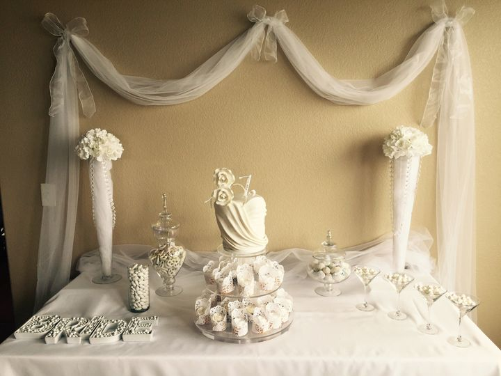 Tmx 1449566997184 Bridal Shower Cake Littleton, Colorado wedding cake