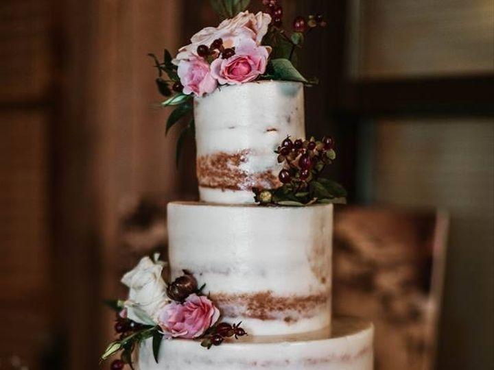 Tmx Crumb Coat Wedding Cake 51 8845 158482494581920 Littleton, Colorado wedding cake
