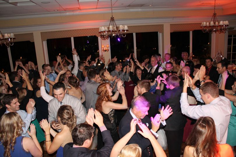 Is there anymore room on the dance floor?
