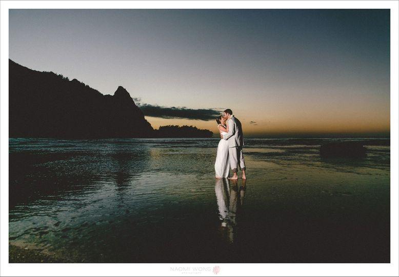 Ocean kisses