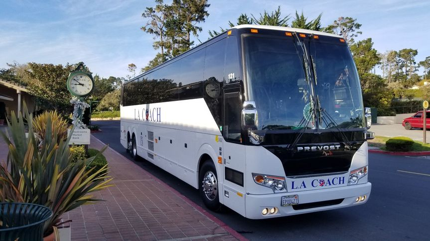 56-seater coach