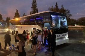LA Coach Inc - Charter Bus Company