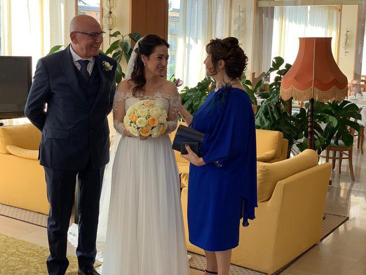 Wedding at the Hotel Cesare Au
