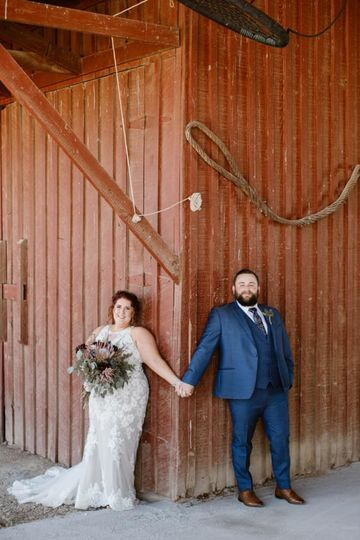 East TN Barn wedding