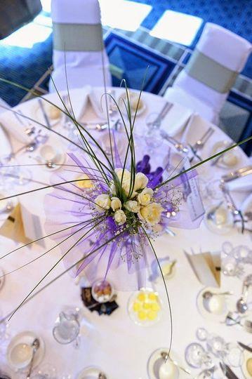 wedding round table