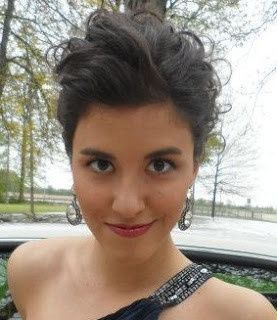 Tmx 1397967734438 Hannah Luginbill Prom 12   Copy  Fort Wayne wedding beauty