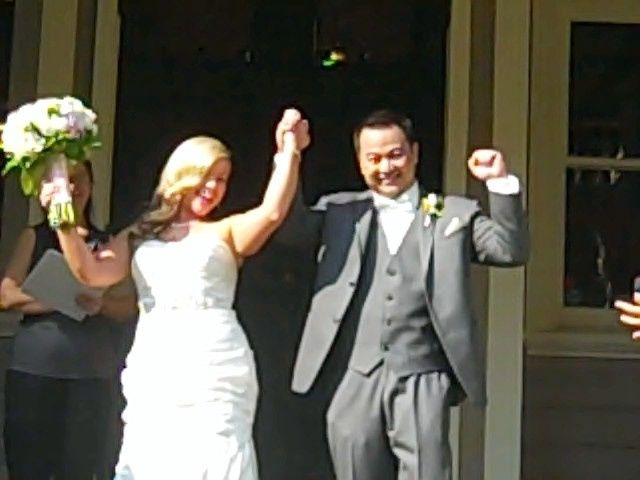 Congratulations! It is my honor to introduce you to . . .  Paul and Nikki Santos of Vancouver, WA!