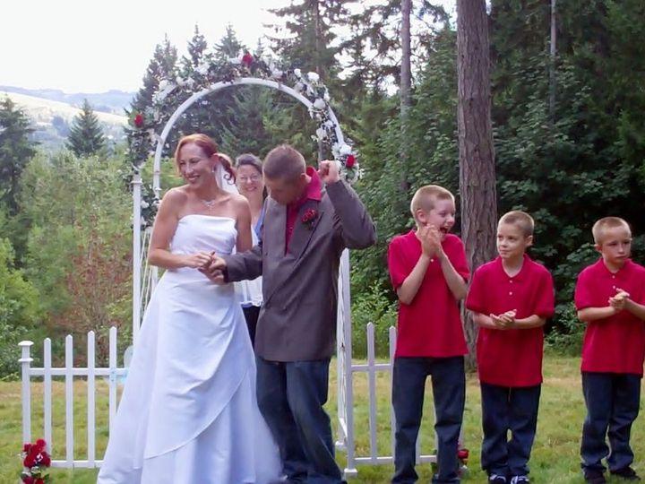 Tmx 1346443915682 IntroduceMrMrsJeffDooley82712 Vancouver wedding officiant