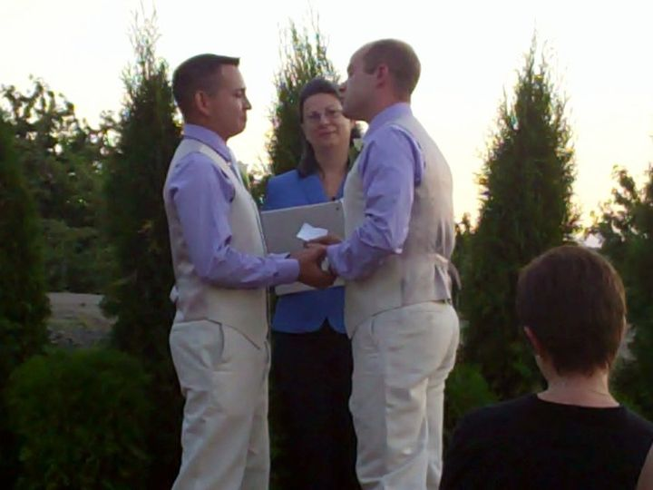 Tmx 1354492285528 PatricksVowsToMichael Vancouver wedding officiant