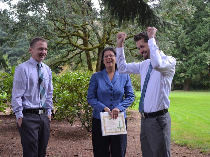 Tmx 1379962044551 Jamiepaulwedding 9 22 13 2 Vancouver wedding officiant