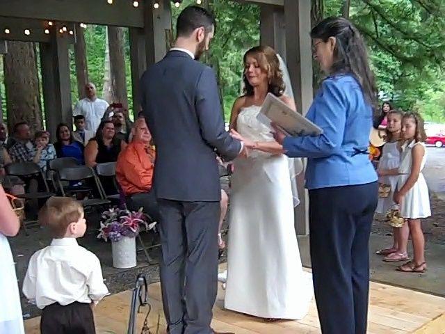 Tmx 1404326153327 Lydiaandersonderrickgrahamwedding 6 27 14 2 Vancouver wedding officiant