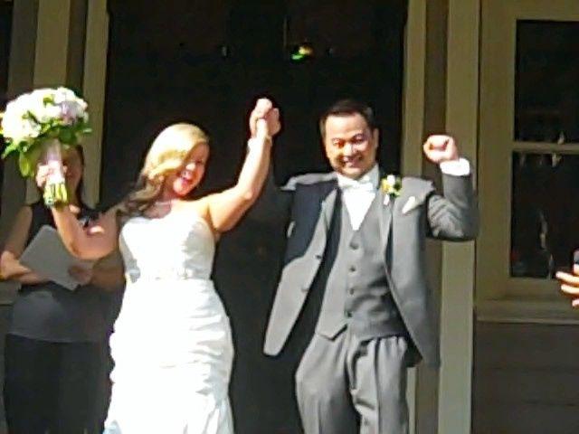 Tmx 1420503778864 Nikkipaulwedding 8 16 14 2 Vancouver wedding officiant