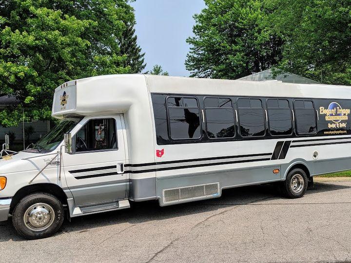 Tmx Party Bus2019 51 1073945 1561408053 Elyria, OH wedding transportation