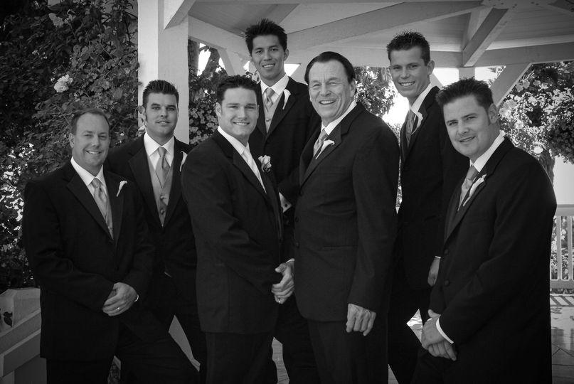 Wedding Party - Newport Beach